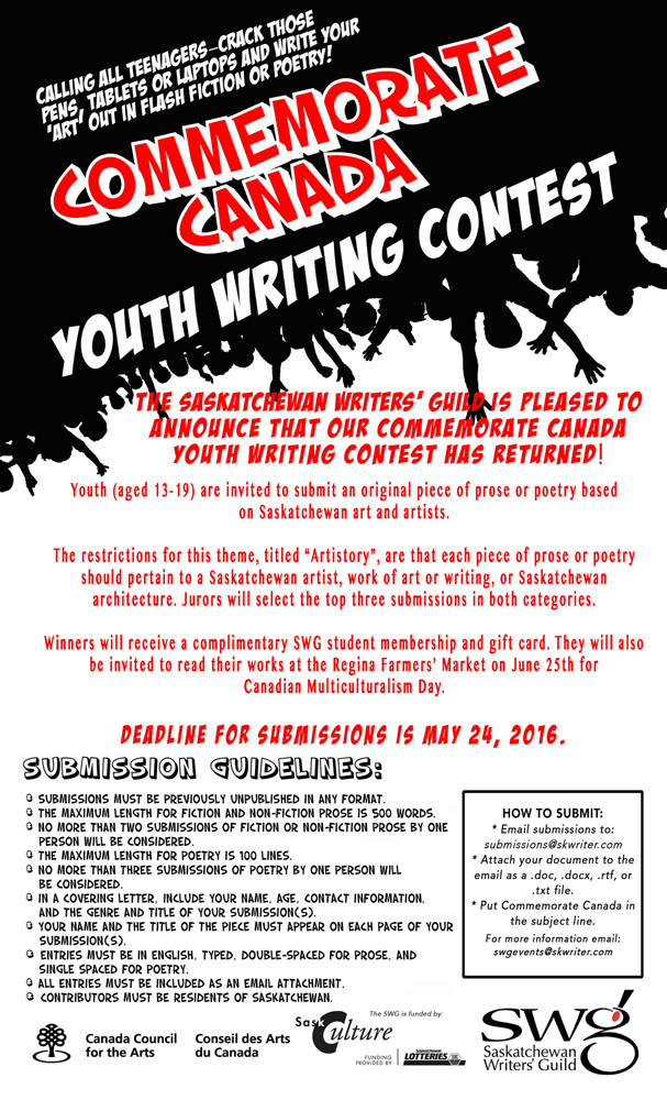 publishing contest teens Poem