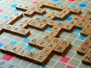 Scrabble for Africa